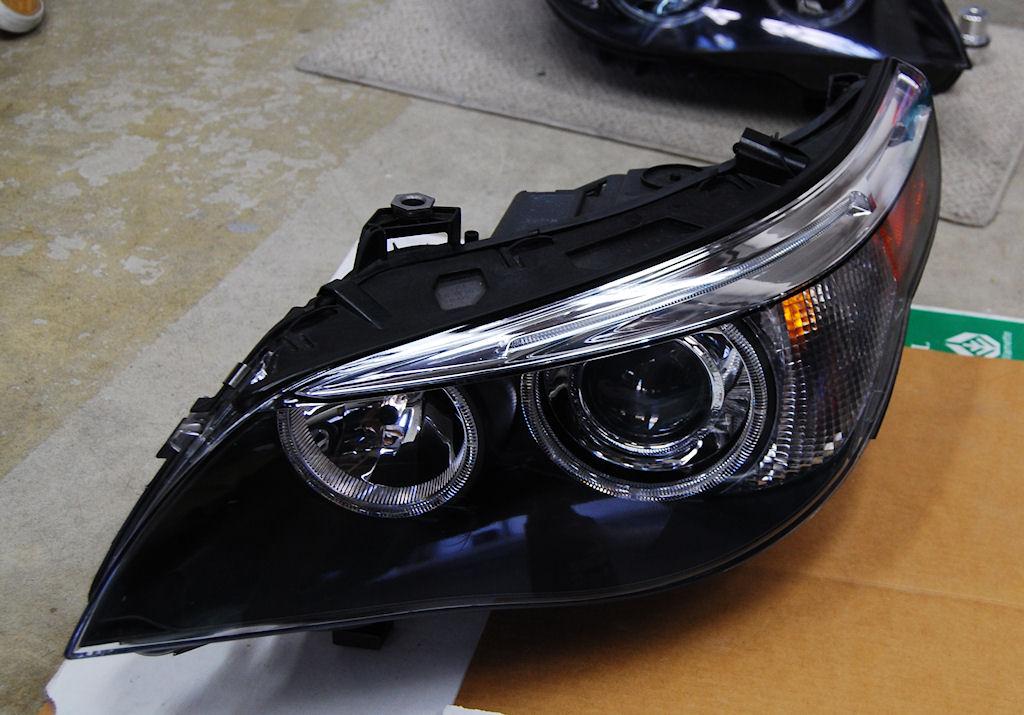 Fs  E60 M5 Headlight Lenses  2006